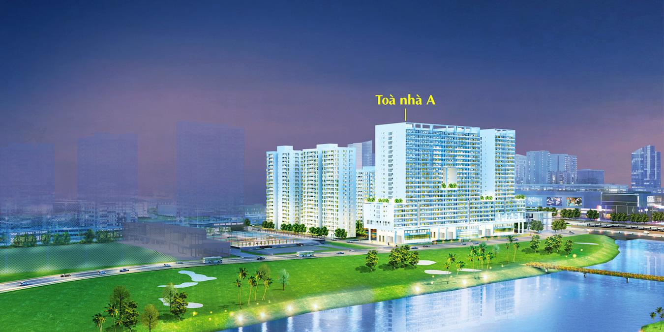 Tổng quan dự án căn hộ chung cư Senic Valley Phú Mỹ Hưng