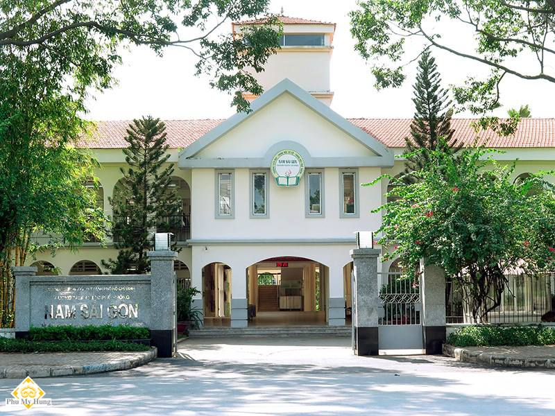 Trường Nam Sai Gòn từ hệ mầm non đến THPT