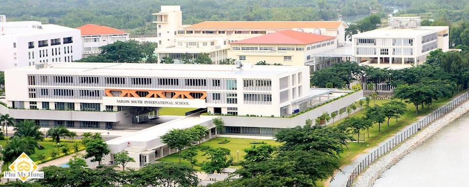 Trường Quốc tế Nam Saì Gòn SSIS