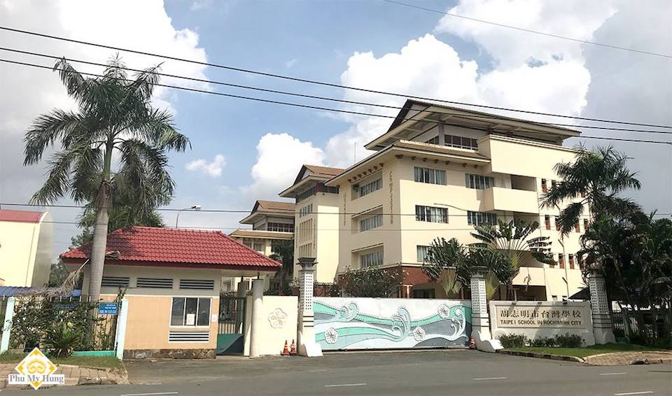 Trường Đài Loan