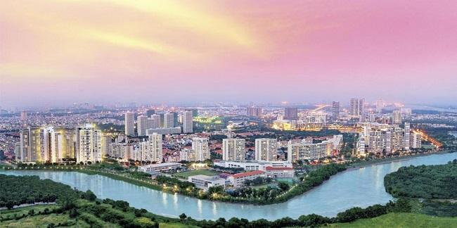 vì sao dự án Phú Mỹ Hưng luôn hút khách?