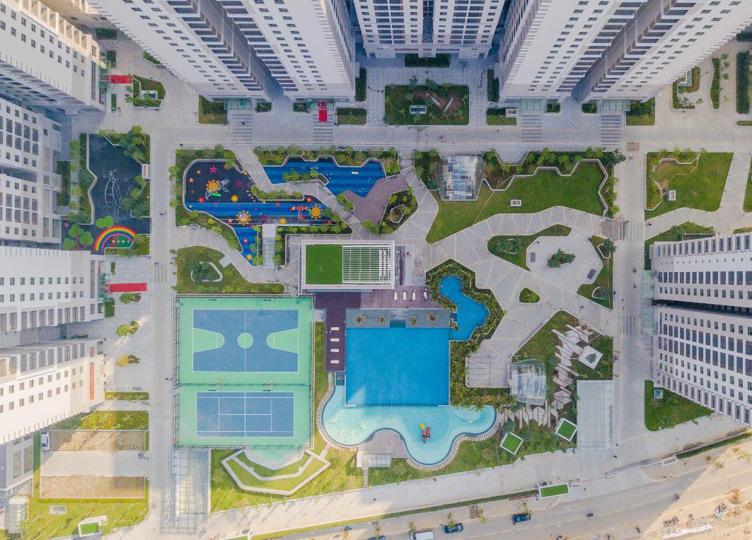 Saigon South Residences - Căn hộ Chung Cư SSR Phú Mỹ Hưng