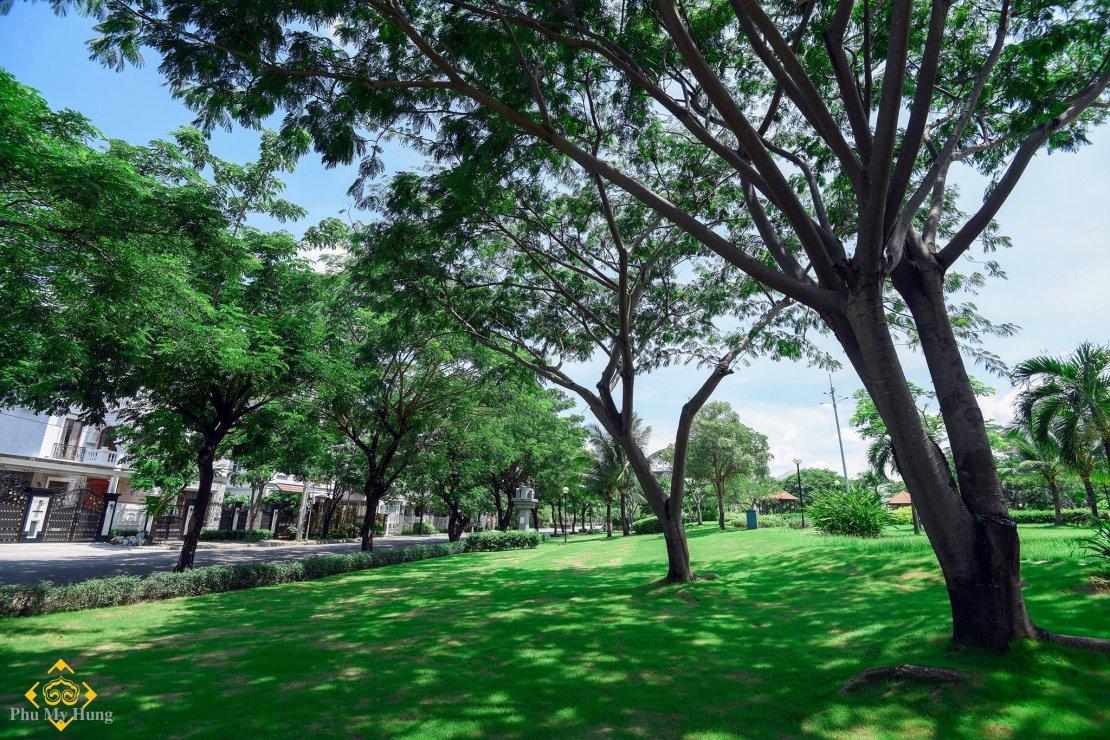 Hưng Phúc Premier - Happy Residence Premier quận 7 - Bản hoà ca thanh bình của thiên nhiên và kiến trúc. 4