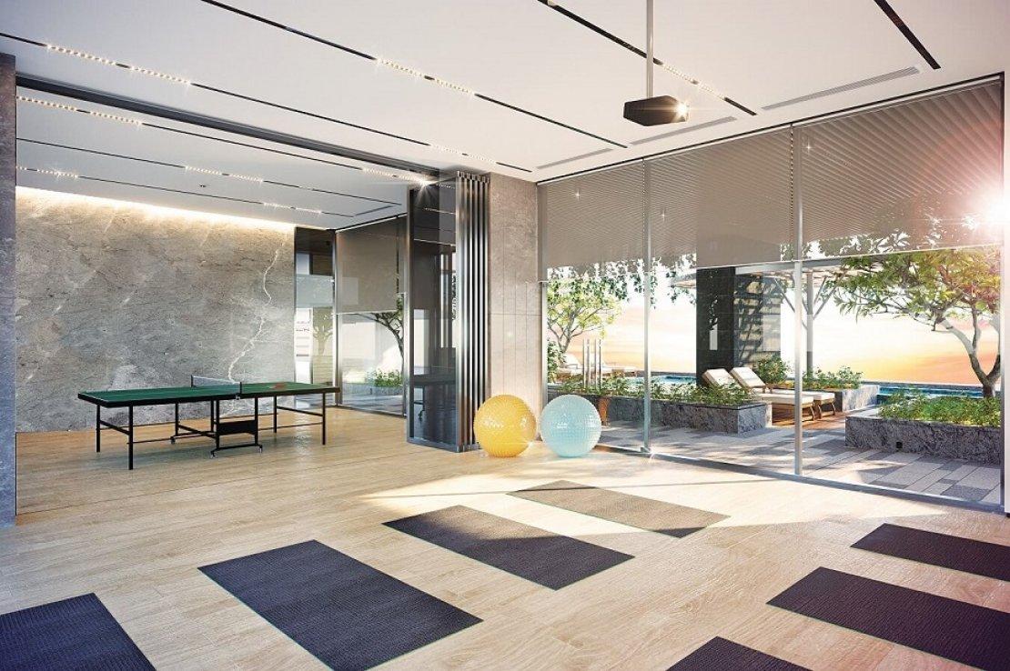Mở bán Urban Hill Phú Mỹ Hưng, tầng 1 và 2 là siêu thị Co.op Mart, giao nhà hoàn thiện cơ bản YOGA_ROOM_5b05ee1b8860a