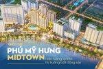 Phú Mỹ Hưng Midtown trở thành hiện tượng trên thị trường bất động sản