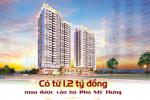 Có từ 1.2 tỷ đồng mua được căn hộ hạng sang Phú Mỹ Hưng