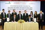 Vietcombank Nam Sài Gòn ký kết hợp đồng tín dụng và bảo lãnh dự án Midtown – The Peak