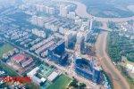 The Peak Midtown - Tổ hợp căn hộ cao cấp ngay tuyến đường đắt giá nhất khu đô thị Phú Mỹ Hưng chính thức cất nóc