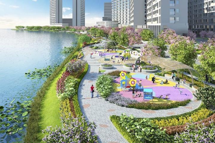 Xu hướng xây dựng giá trị sống của cư dân đô thị