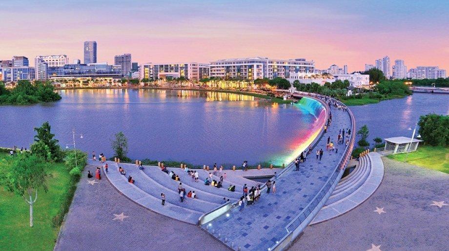 Mở bán chỉ 164 căn hộ cao cấp Urban Hill Phú Mỹ Hưng vị trí tại Co.op Mart Nguyễn Văn Linh CauAnhSao_5b05f0a7a5eb1